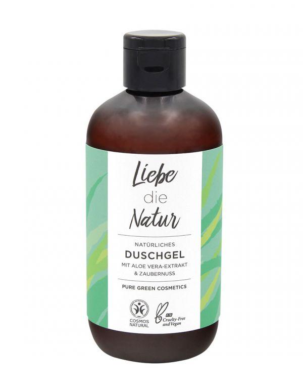 Liebe die Natur | natürliches Duschgel Aloe Vera