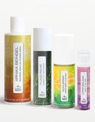 Alpine Organics - Sommer Wanderpaket
