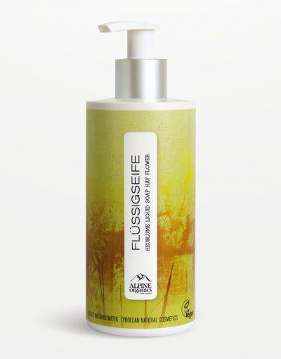 Alpine Organics - Flüssigseife Heublume 290 ml