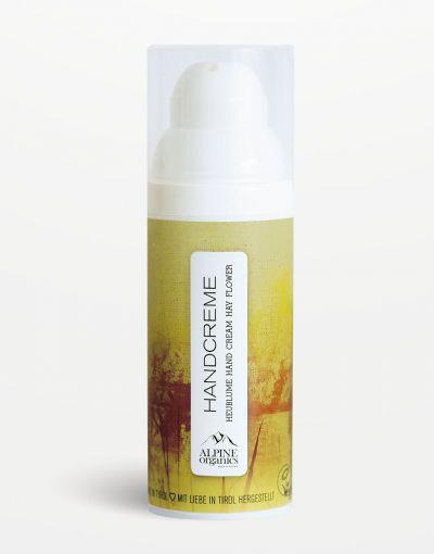 Alpine Organics - Handcreme Heublume 50 ml