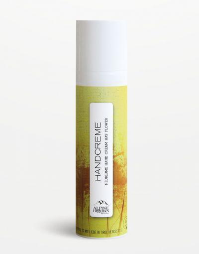 Alpine Organics - Handcreme Heublume 75 ml