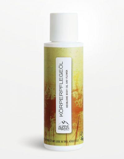 Alpine Organics - Körperpflegeöl Heublume 100 ml