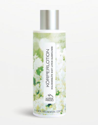 Alpine Organics - Körperlotion Holunder 200 ml