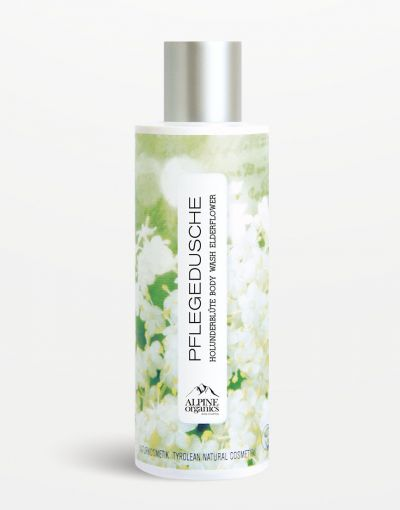 Alpine Organics - Pflegedusche Holunder 200 ml