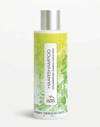 Alpine Organics - Haarshampoo Zitronenmelisse 200 ml