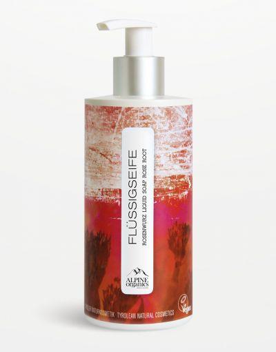 Alpine Organics - Flüssigseife Rosenwurz 290 ml