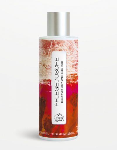 Alpine Organics - Pflegedusche Rosenwurz 200 ml