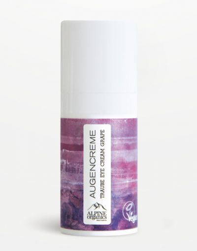 Alpine Organics - Augencreme Traube 15 ml