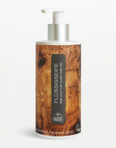 Alpine Organics - Flüssigseife Zirbe 290 ml