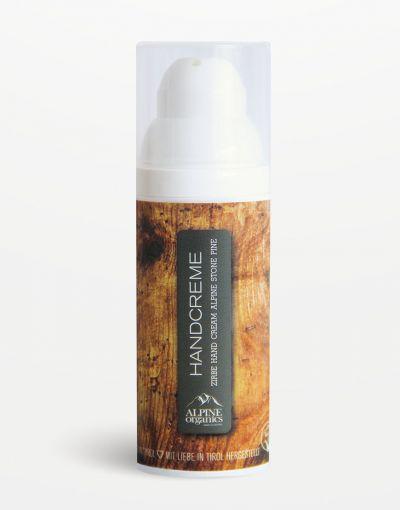 Alpine Organics - Handcreme Zirbe 50 ml