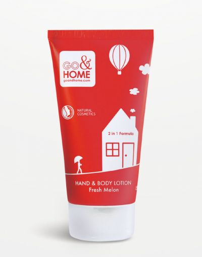 Go&Home - Hand & Body Lotion Fresh Melon 150 ml