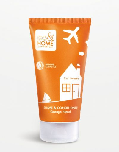Go&Home - Shave & Conditioner Orange Neroli 150 ml