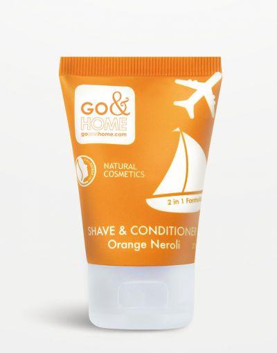 Go&Home - Shave & Conditioner Orange Neroli