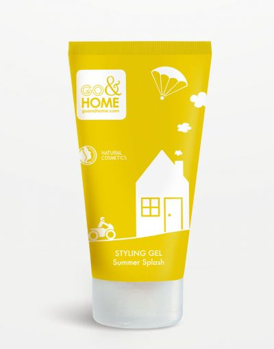 Go&Home - Styling Gel Summer Splash 150 ml