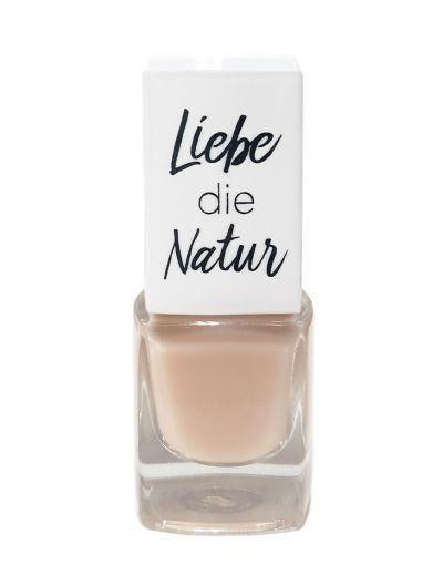 Liebe die Natur | natürlicher Nagellack | the classy