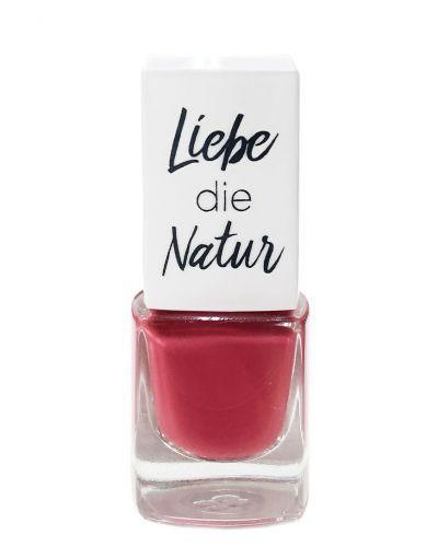 Liebe die Natur | natürlicher Nagellack | very berry