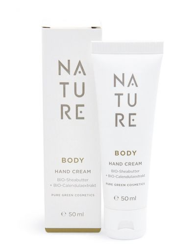 Nature - Body Rich Handcream 50 ml