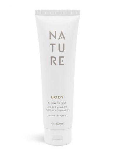 NATURE | Body | Shower Gel Elderflower 150 ml