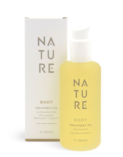 NATURE | Body | Treatment Oil Alpenkräuter 200 ml