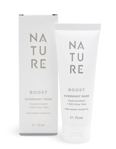 NATURE | Boost | Overnight Mask 75 ml