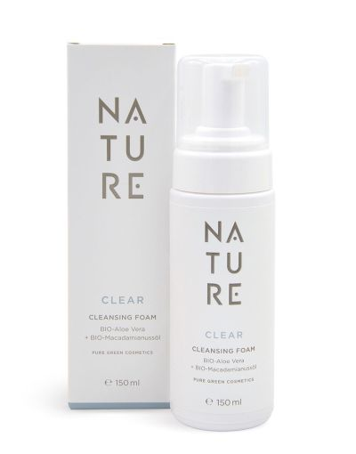 NATURE | Clear | Cleansing Foam