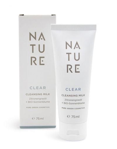 NATURE | Clear | Cleansing Milk