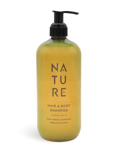 NATURE | Body | Hair & Bodywash Lemon Balm