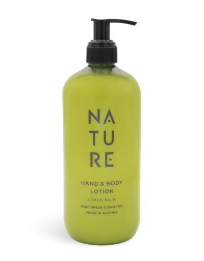 NATURE | Body | Hand & Bodylotion Lemon Balm 500 ml