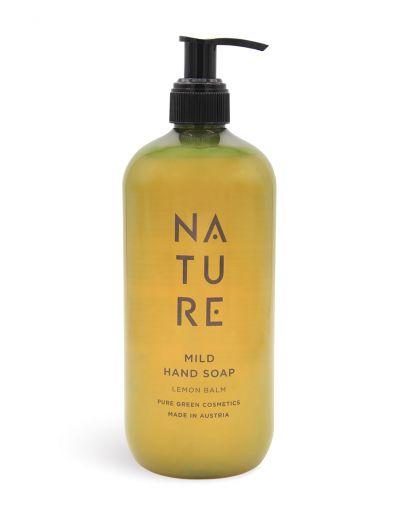 NATURE | Body | Handsoap Lemon Balm 500 ml