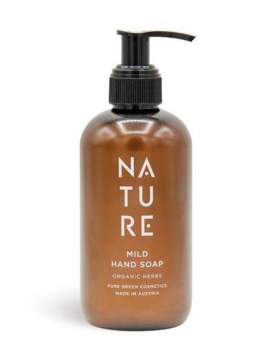 NATURE | Hand Soap Organic Herbs 250 ml