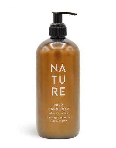 NATURE | Hand Soap Organic Herbs 500 ml