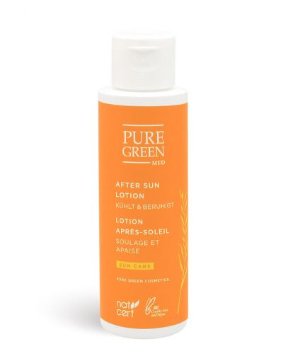 Pure Green MED | Sun Care | After Sun Lotion