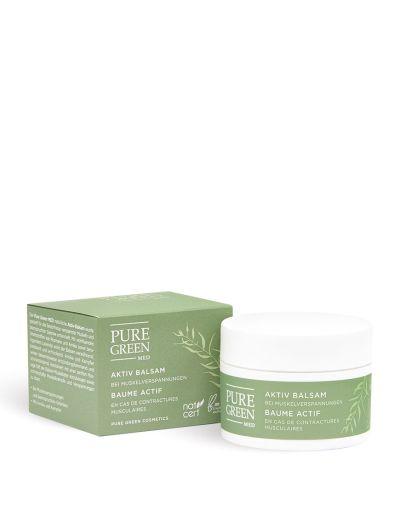 Pure Green MED | Basic Care | Aktiv Balsam