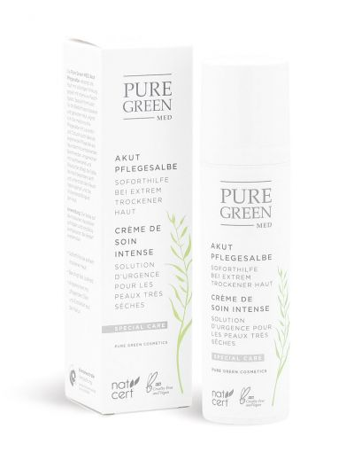 Pure Green MED | Special Care | Akut Pflegesalbe