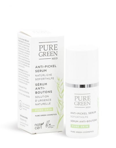Pure Green MED | Pure Skin | Pickel-Stopp Serum