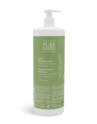 Pure Green MED | Basic Care | Handdesinfektion