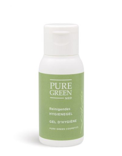 Pure Green MED | Basic Care | Reinigendes Hygienegel