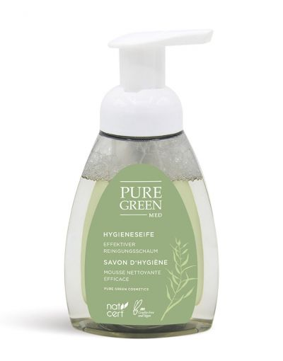 Pure Green MED | Basic Care | Hygieneseife