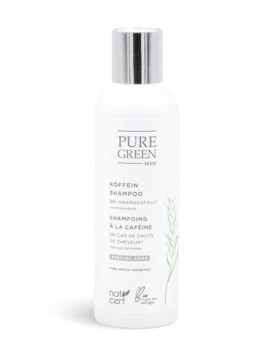 Pure Green MED | Special Care | Koffein Shampoo
