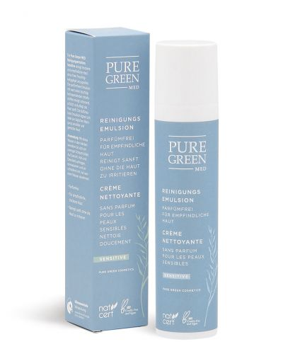 Pure Green MED | Sensitive Care | Reinigungsemulsion