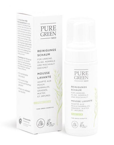 Pure Green MED | Pure Skin | Reinigungsschaum