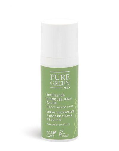 Pure Green MED | Basic Care | Schützende Ringelblumensalbe