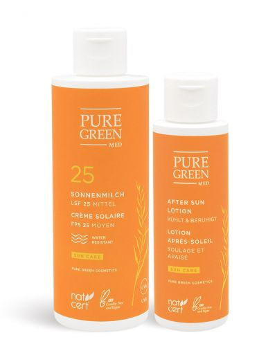 Pure Green MED | Sun Care Set