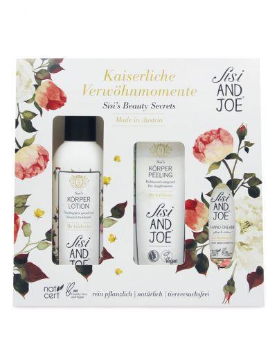"Sisi AND JOE | Body Care Set ""Kaiserliche Verwöhnmomente"""